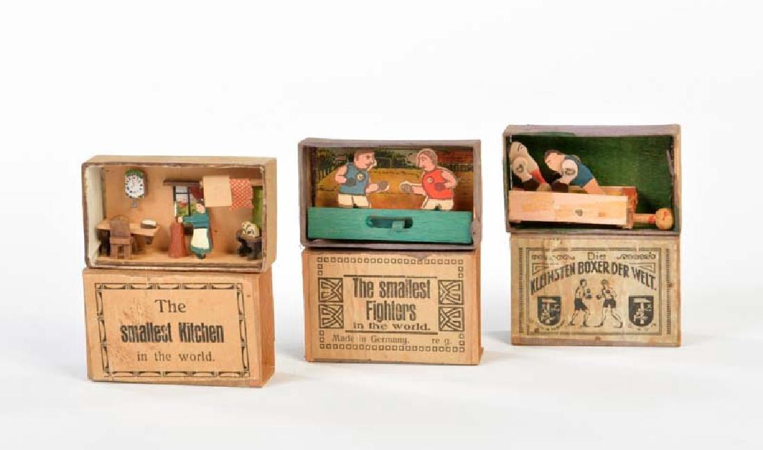3 Matchbox Miniatur Spielzeuge
