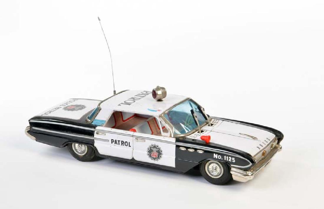 Nomura, Buick Police Patrol Car