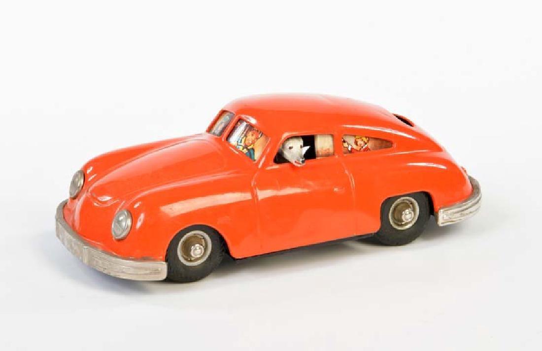 Gescha, Porsche Lux