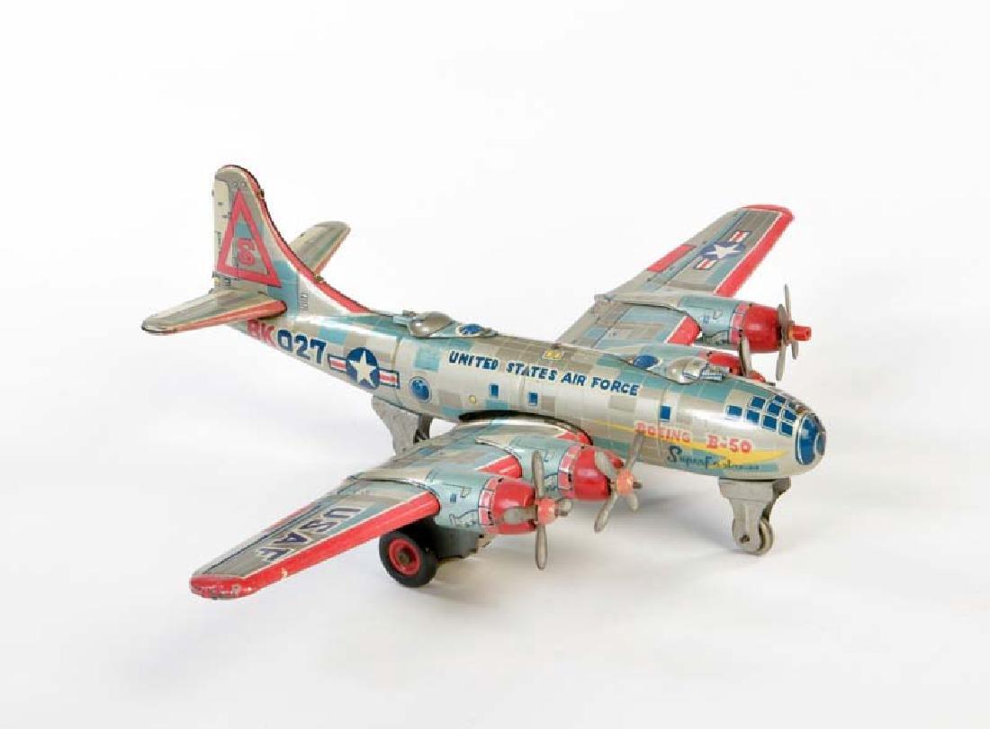 Yonezawa, Boeing B-50