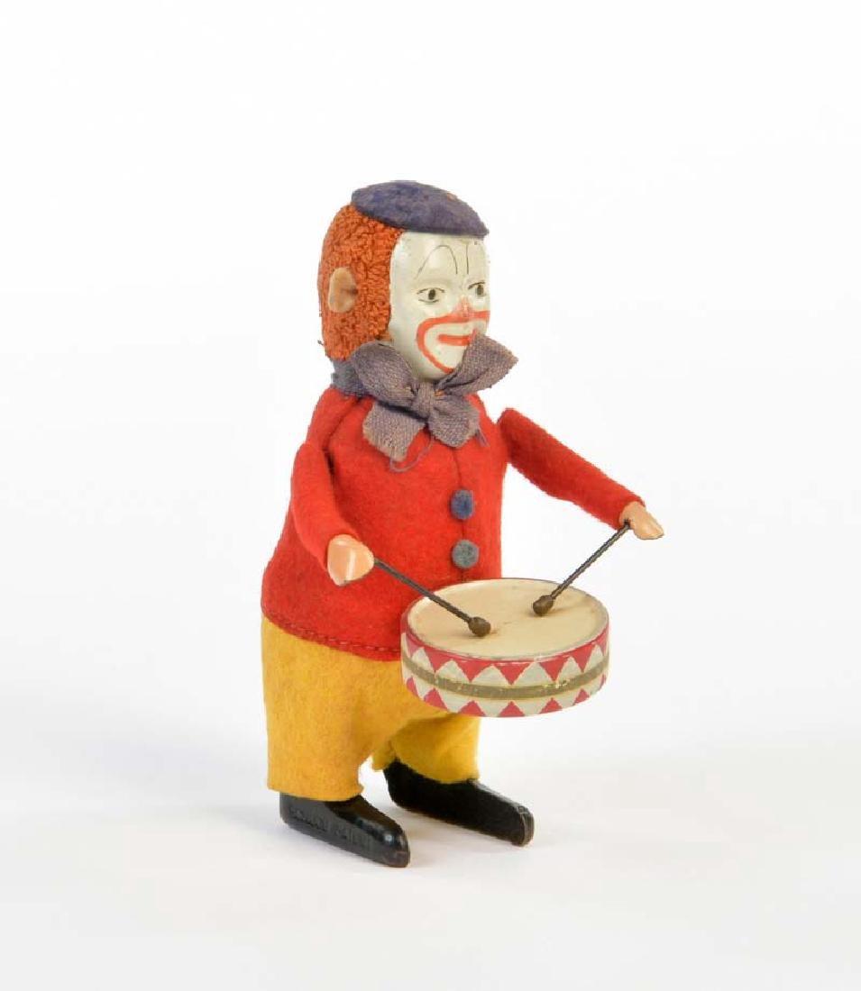 Schuco, Tanzfigur Trommler