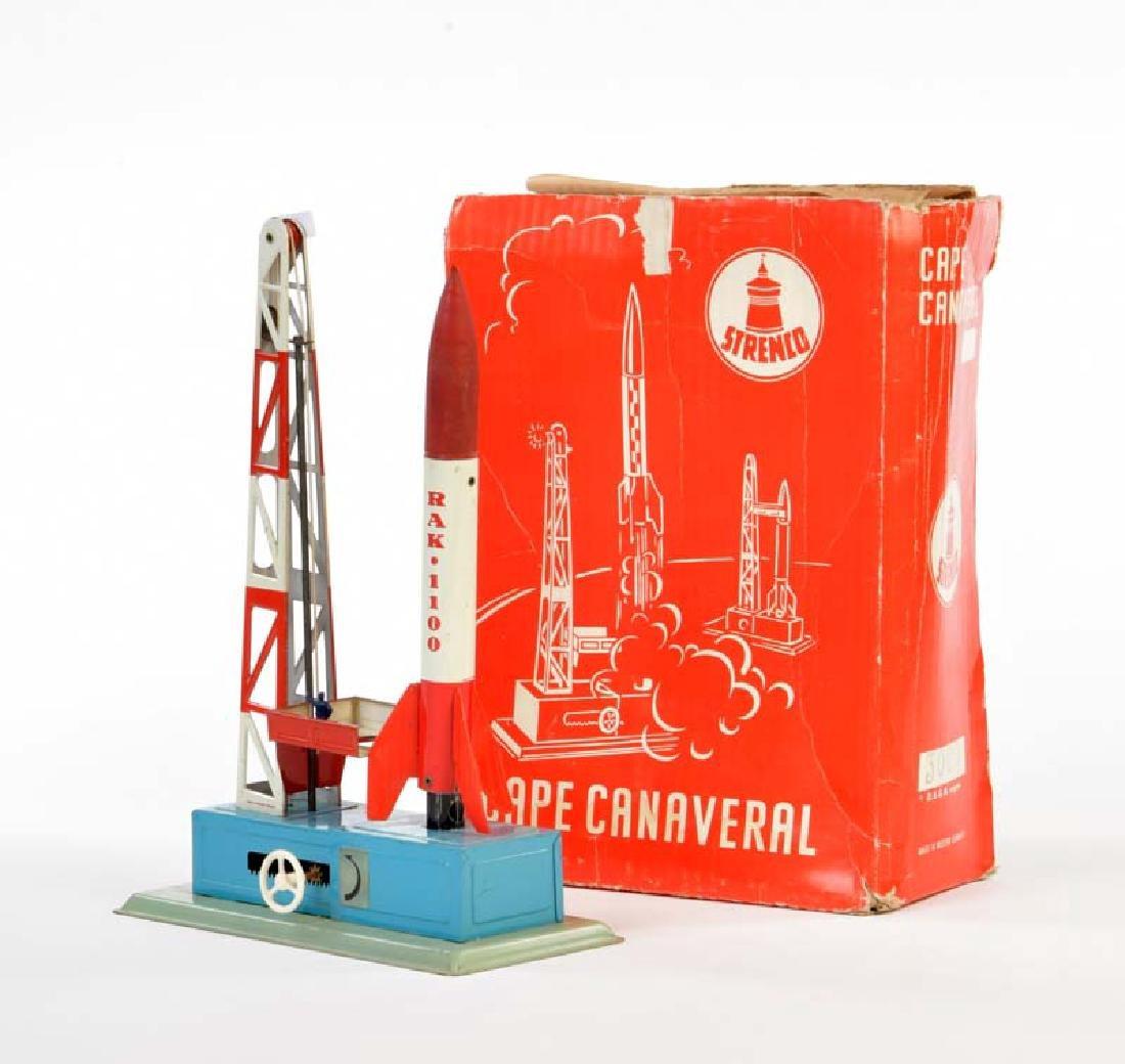 Strenco, Raketenstation Cape Canaveral