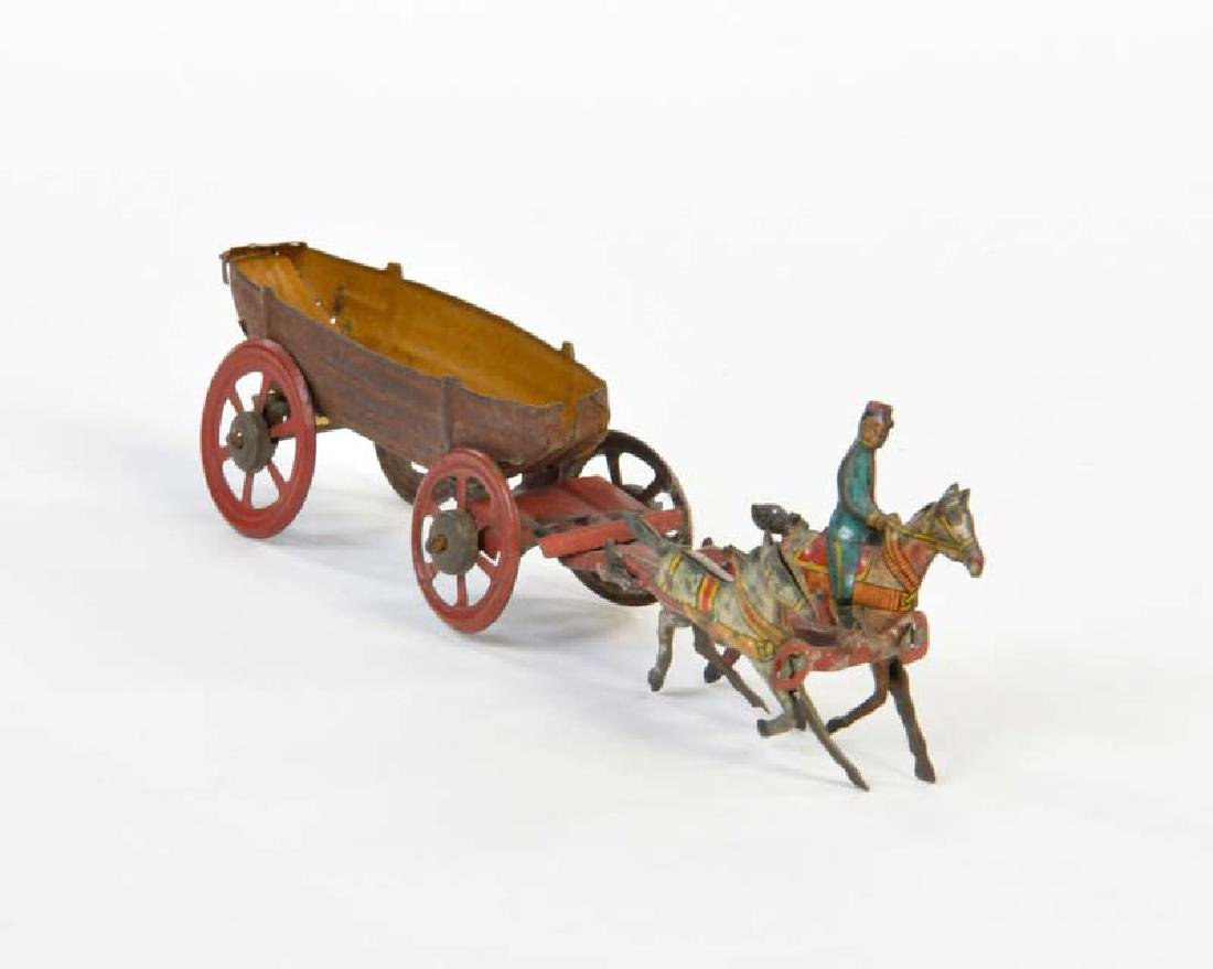 Meier, Penny Toy Kutsche mit Boot