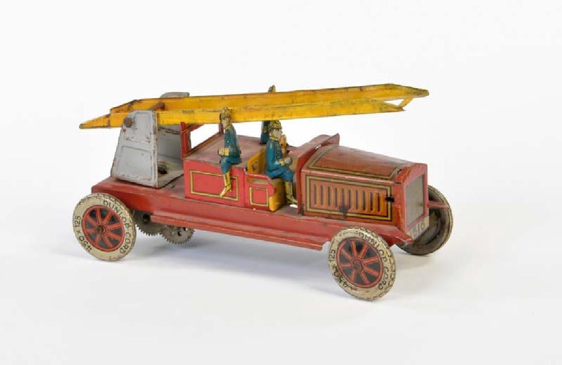 Distler, Feuerwehr 1516