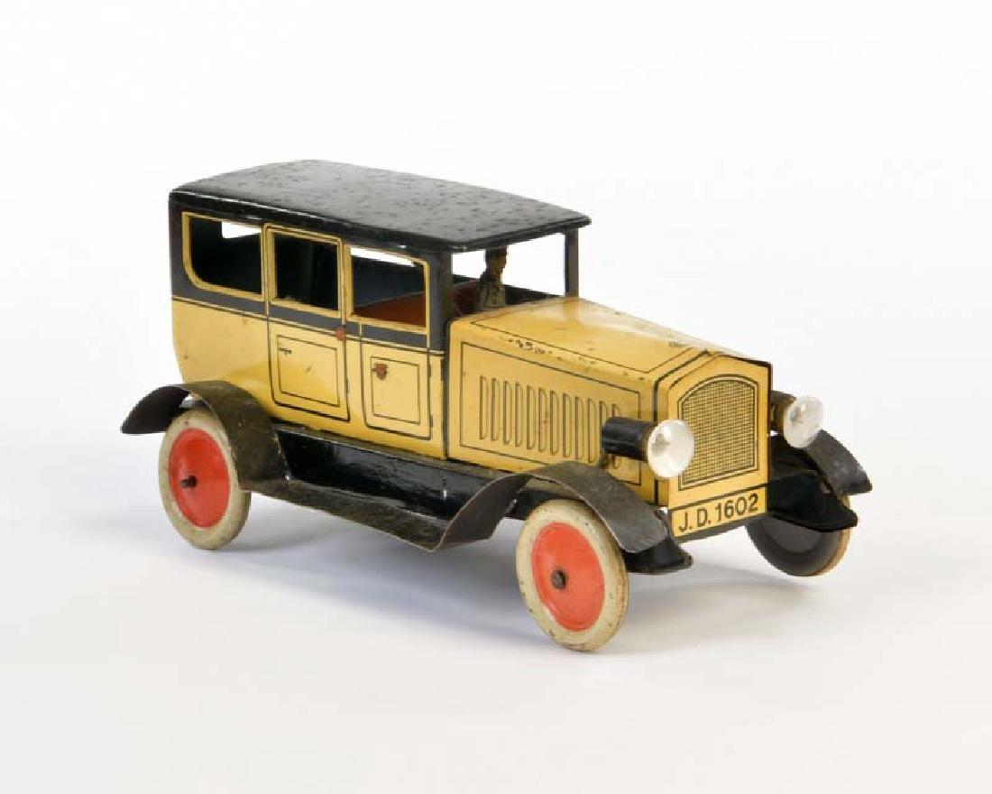 Distler, Limousine JD 1602