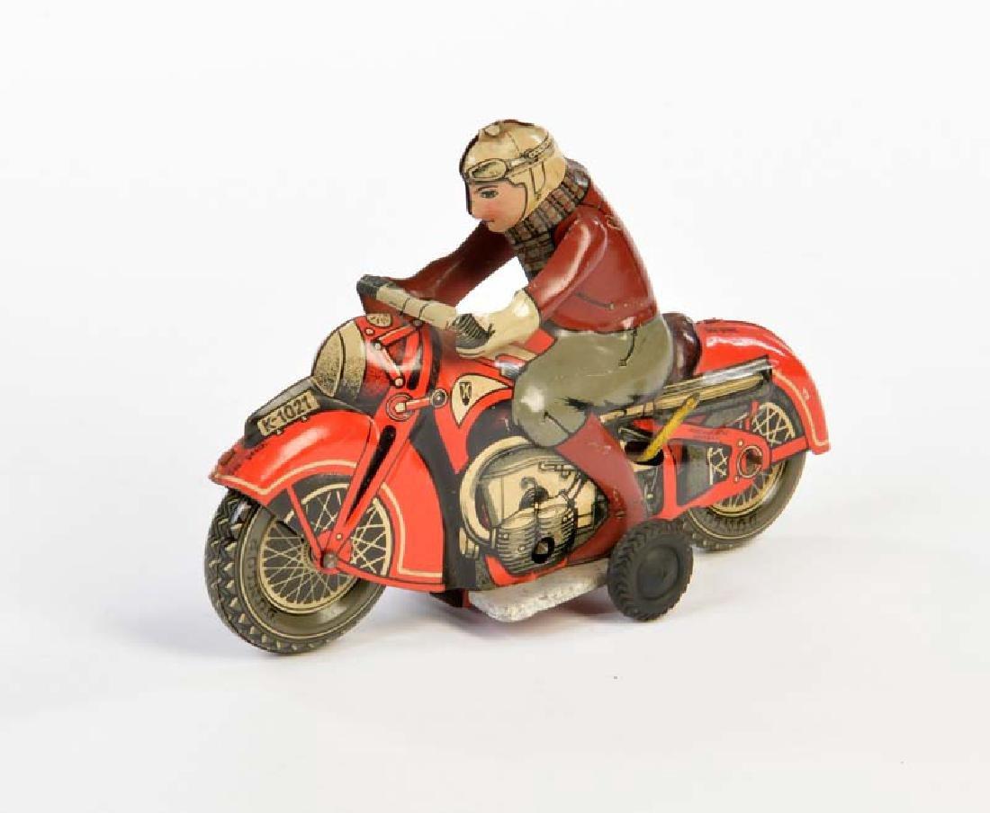 Huki, Motorrad K 1021