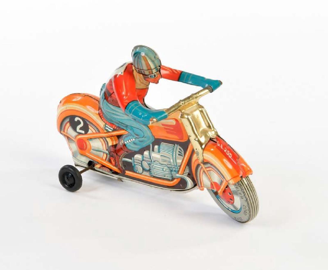Technofix, Motorrad No 2
