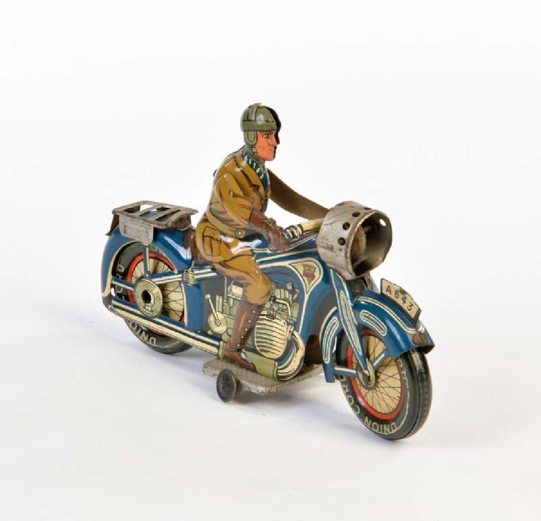 Arnold, Motorrad A-643