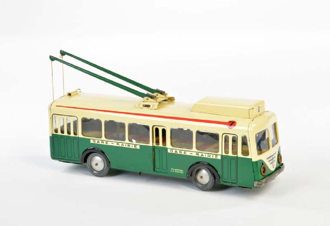 Joustra, Trolley Bus