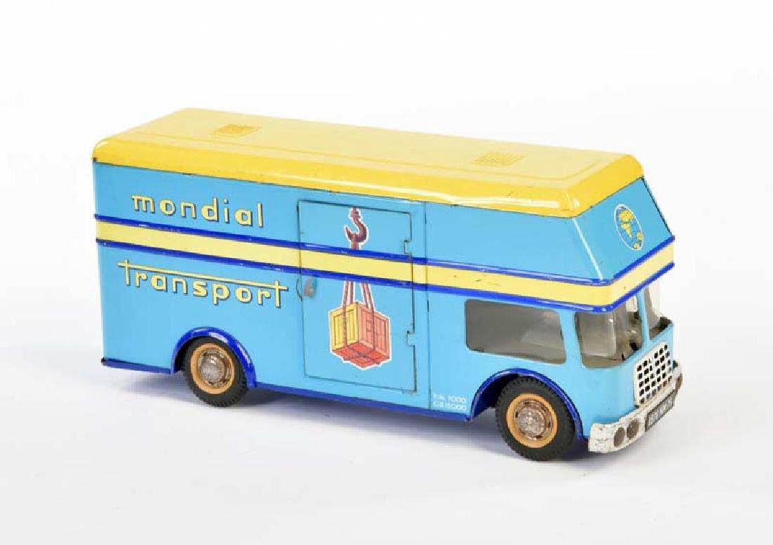 Joustra, Mondial Moebelwagen