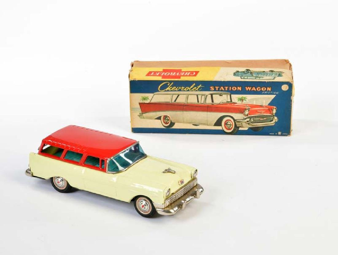 Bandai, Chevrolet Station Wagon