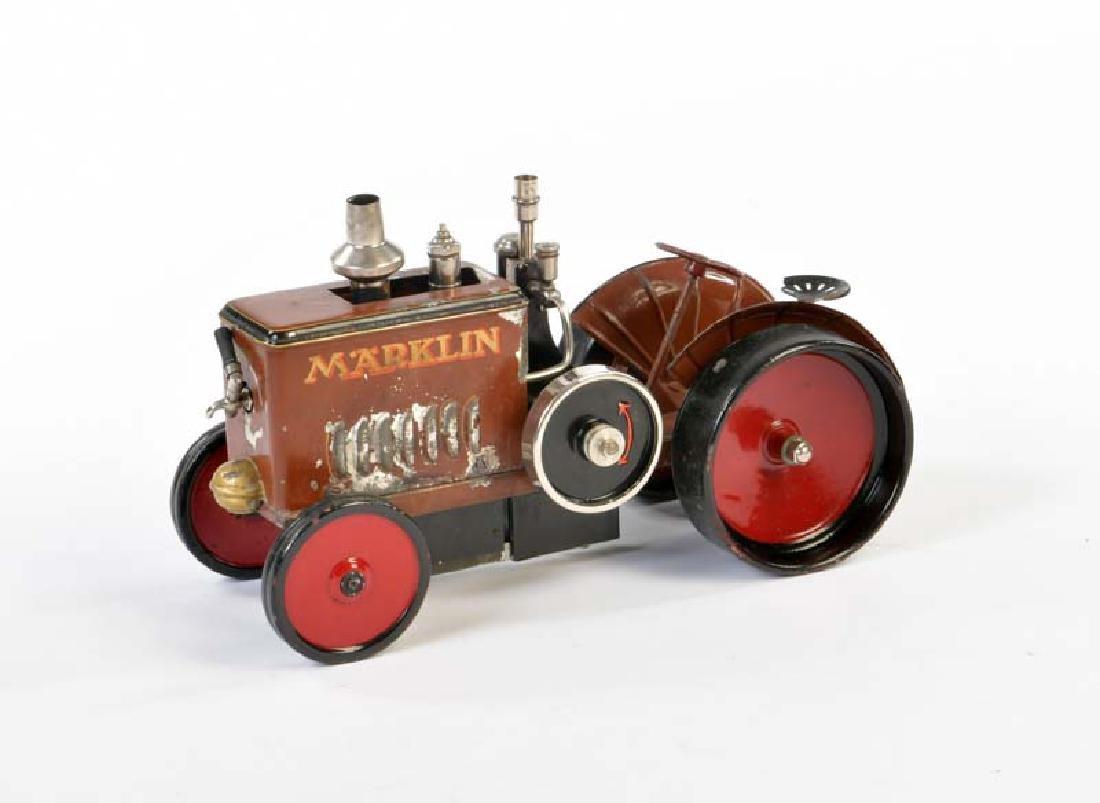 Marklin, Dampf Traktor