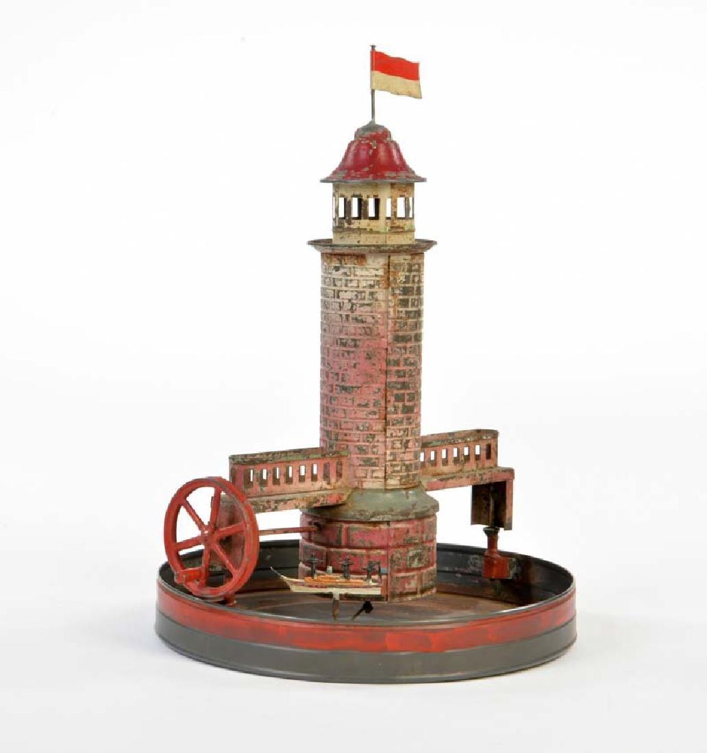 Falk, Antriebsmodell Leuchtturm