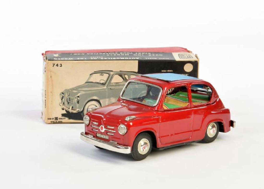 Bandai, Fiat 600