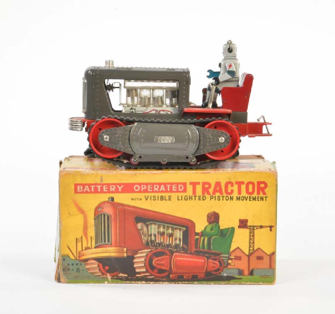 Robot Traktor