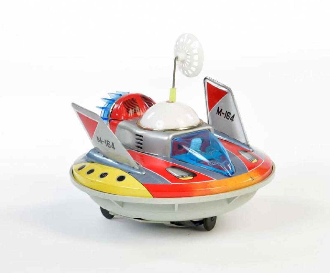Yone, Space Boat