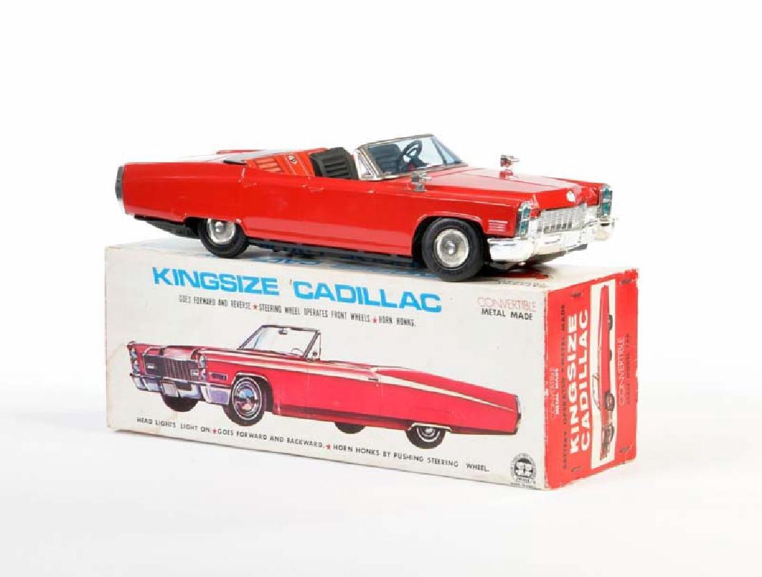 Ewoya, King Size Cadillac