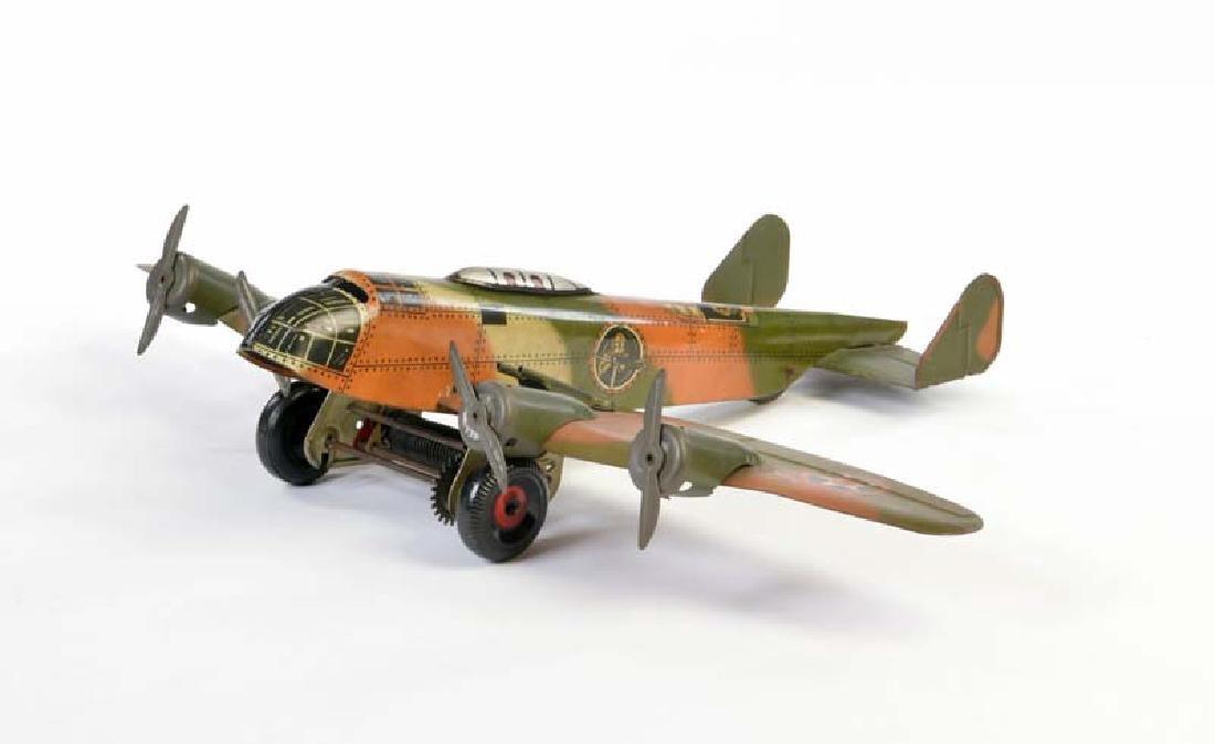 Marx, Militaer Flugzeug