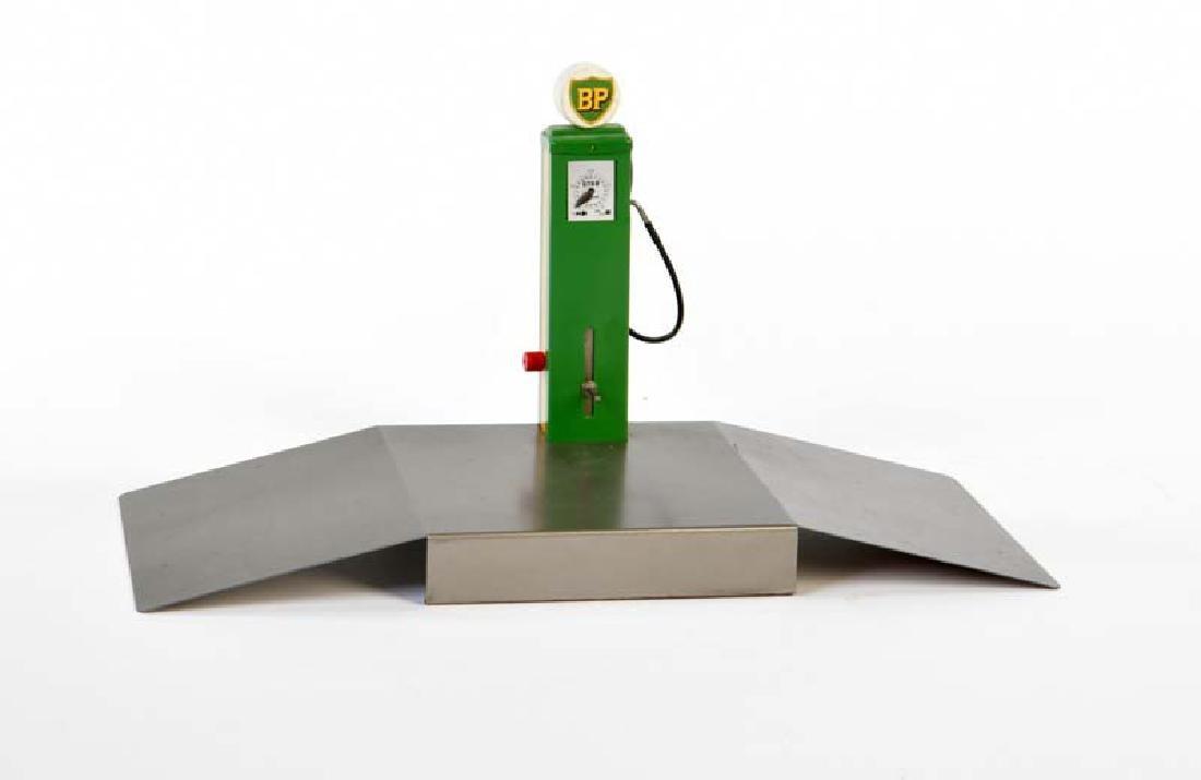 Enwex, BP Tankstelle