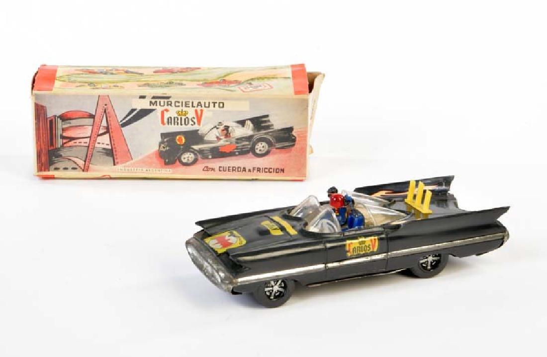 Carlos, Batmobile