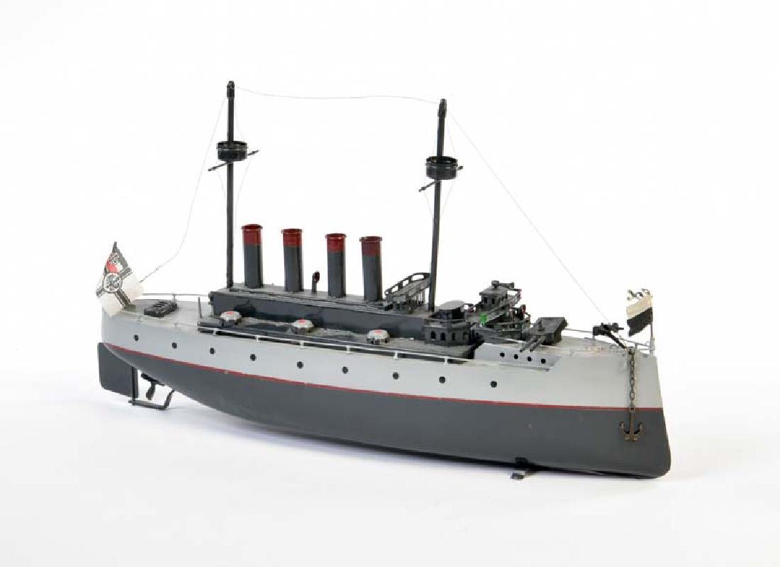 Bing, Schlachtschiff