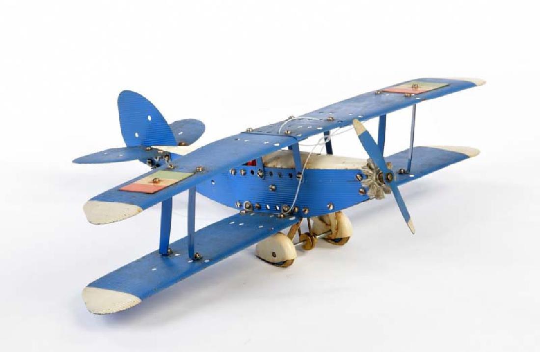 Meccano, Doppedecker-Flugzeug