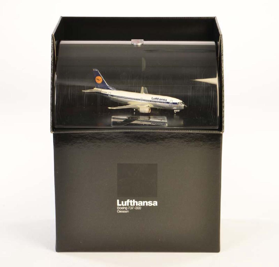 Herpa,  Lufthansa Boeing 737