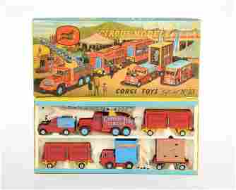 "Corgi Toys, Giftset No 23 ""Chipperfield Circus"""