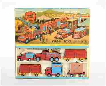 "Corgi Toys, Giftset No 23 ""Chipperfield Circus"""