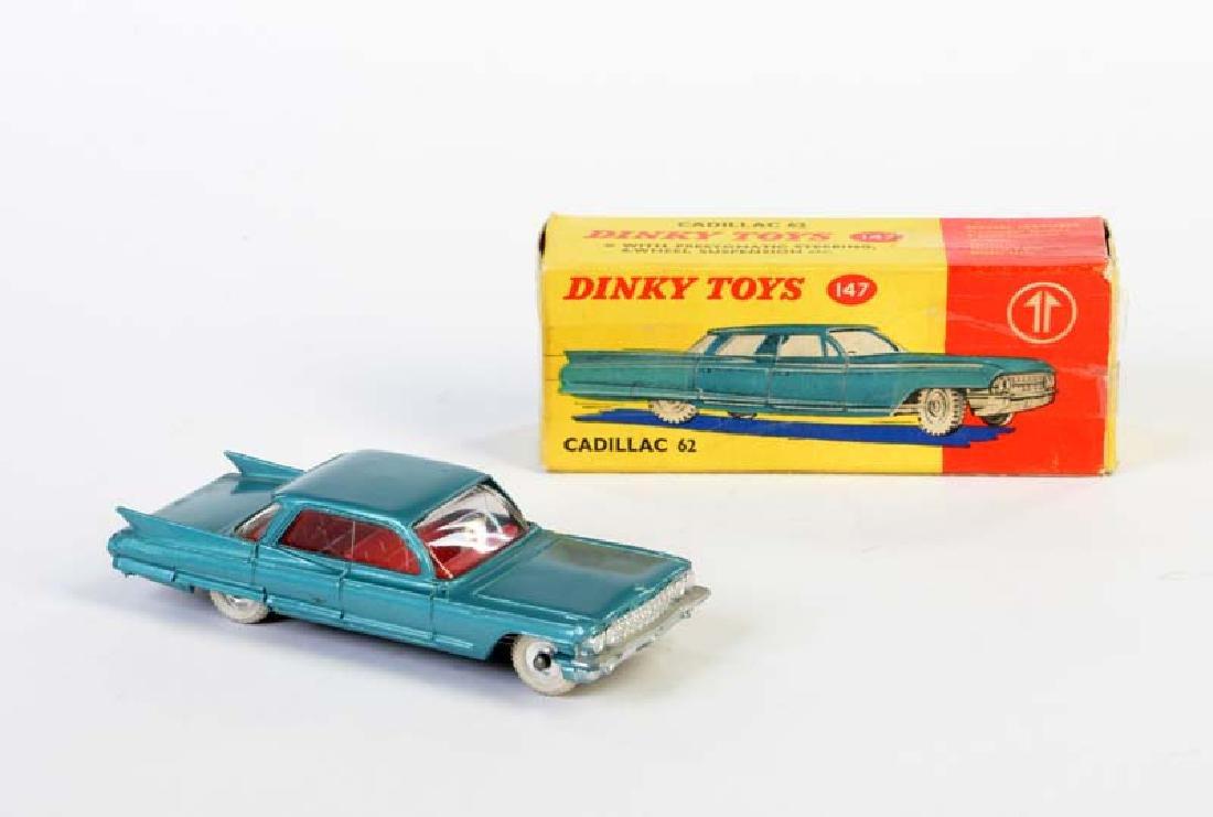Dinky Toys, Cadillac 62