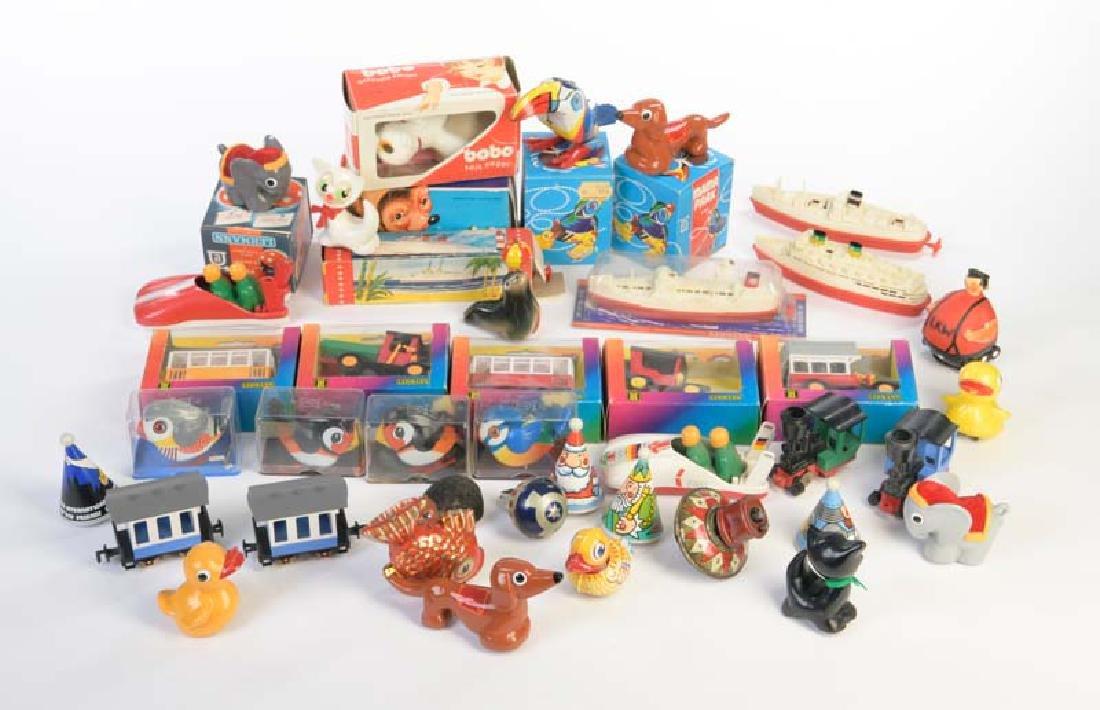 Lehmann, 42 Spielzeuge