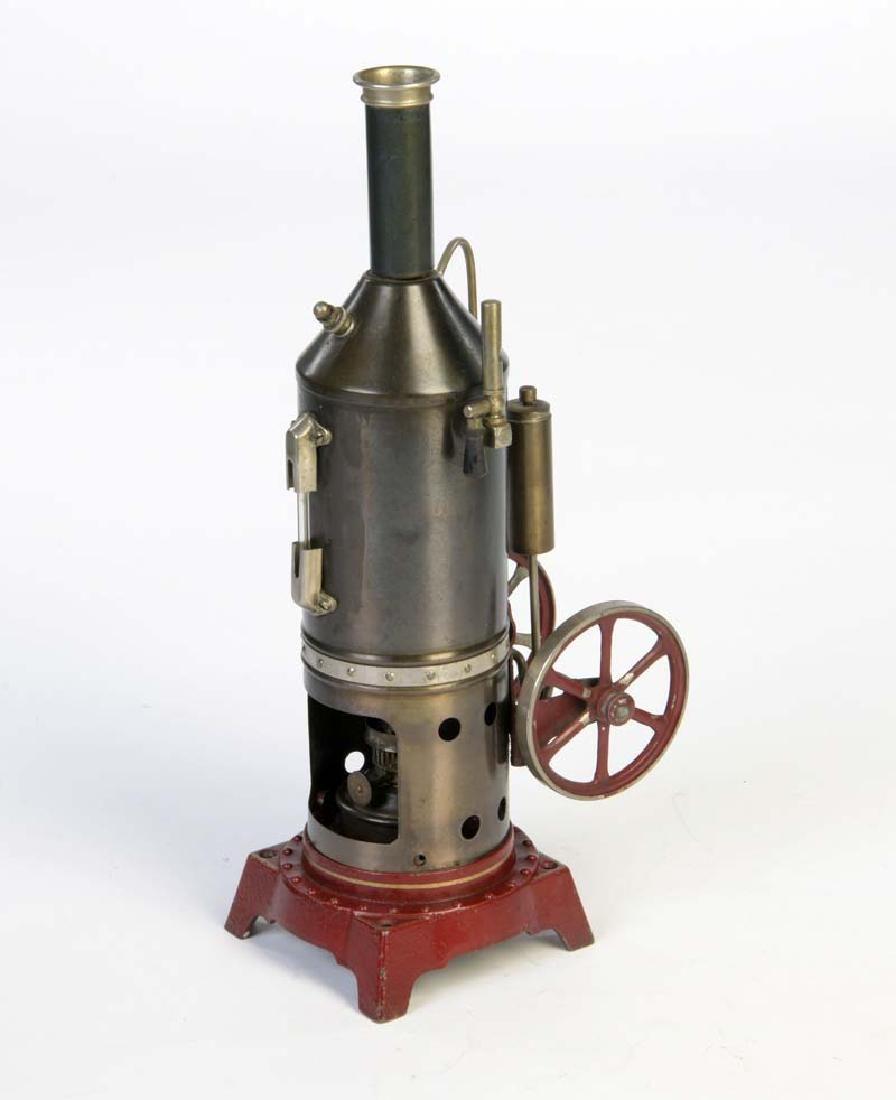 Stehende Dampfmaschine