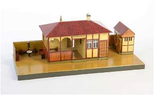 Marklin, Bahnhof 2030