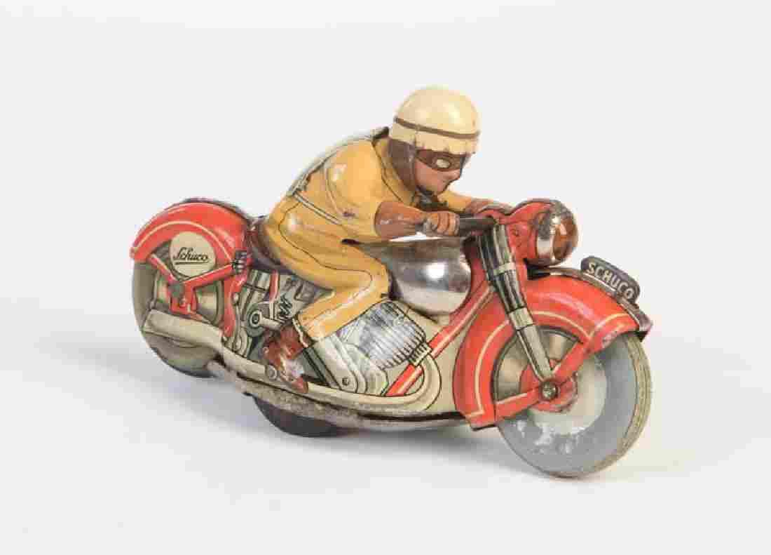 Schuco, Motorrad Motodrill
