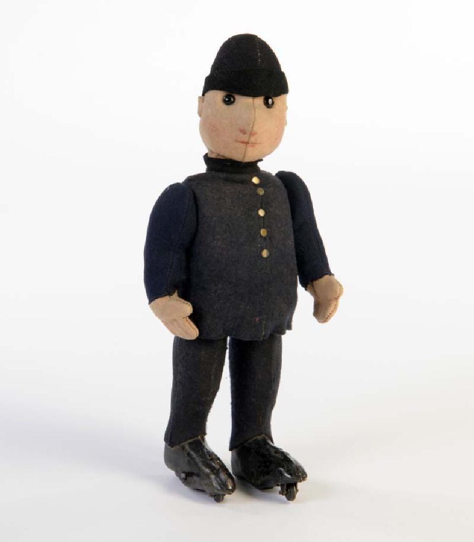 Schuco, Automato Figur Polizist