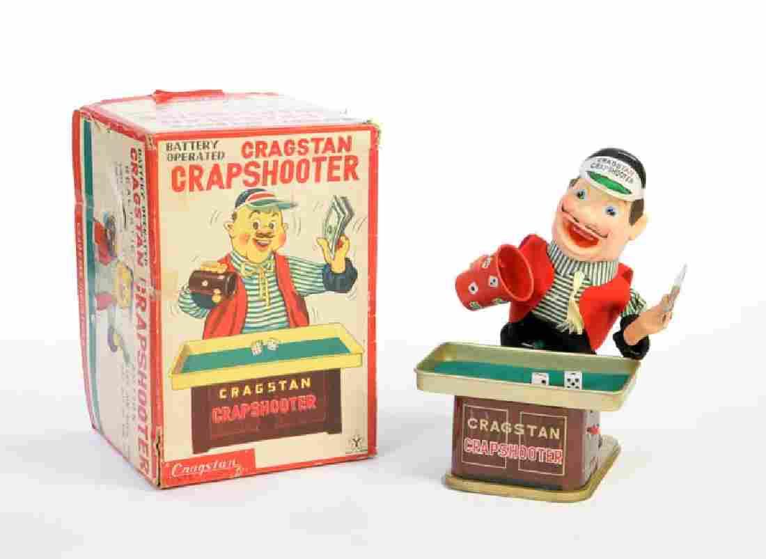 Yone, Cragstan Crap Shooter