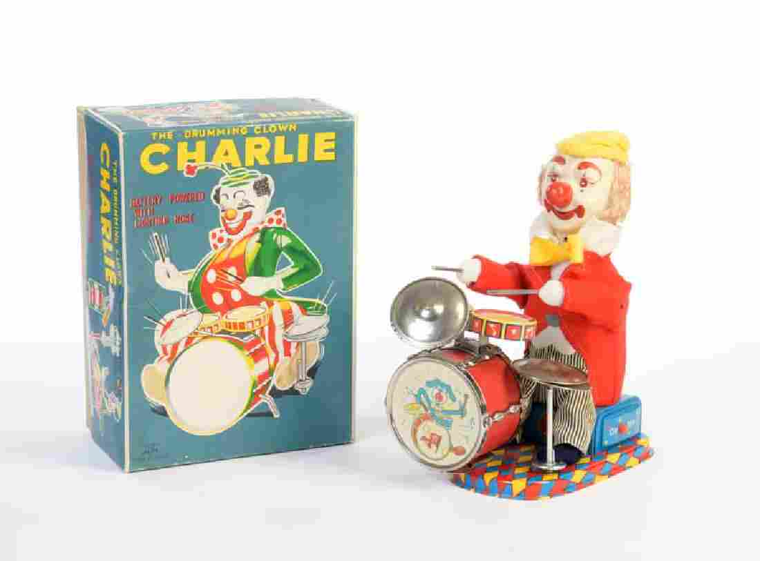 Alps, Drumming Clown Charlie