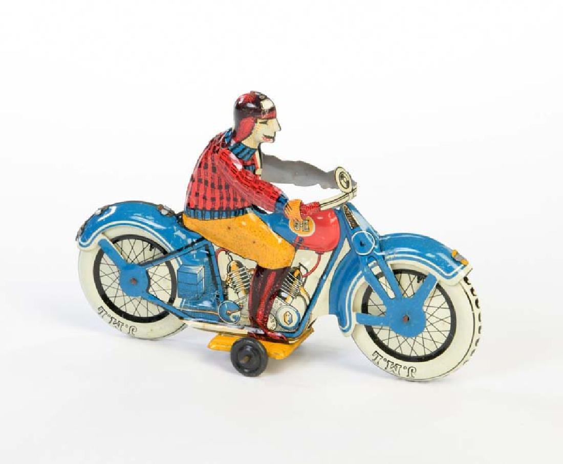 JML, Motorrad