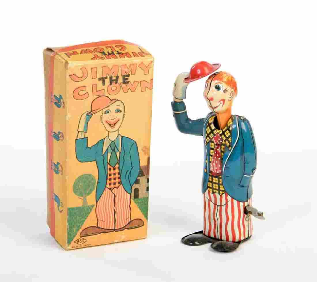 ASC, Jimmy the Clown