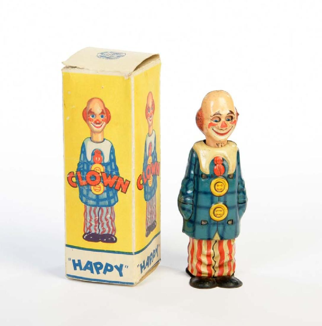 Distler, Clown Happy