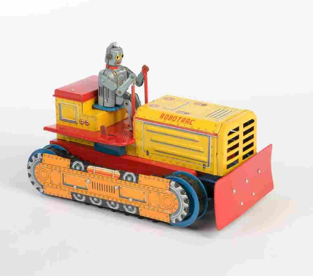 Linemar, Robotrac Bulldozer