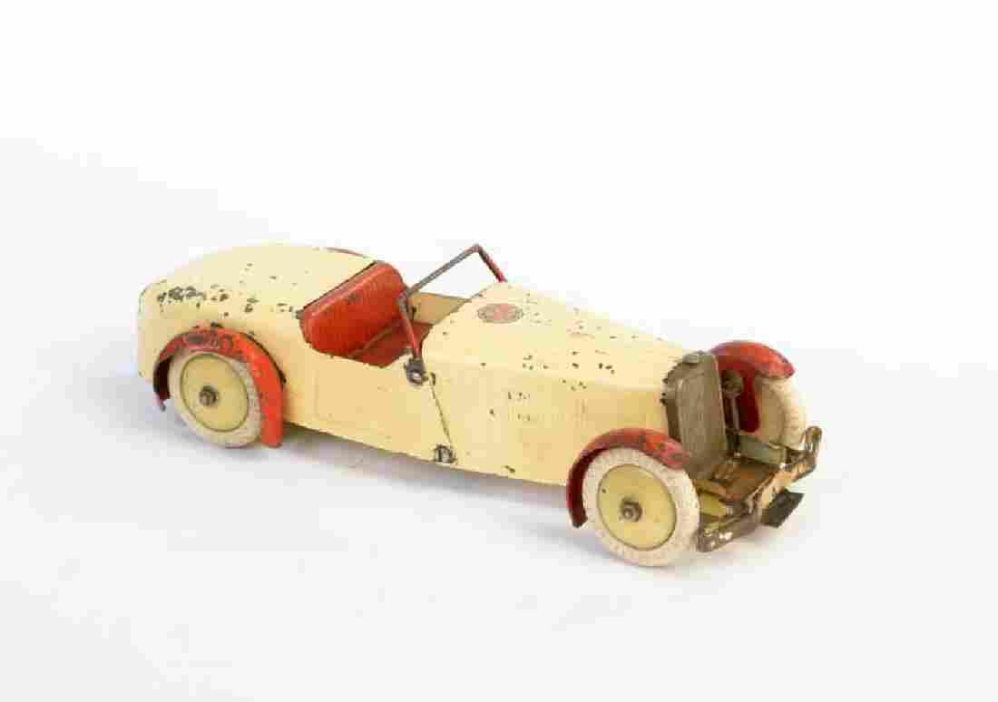 Meccano, Construction Car