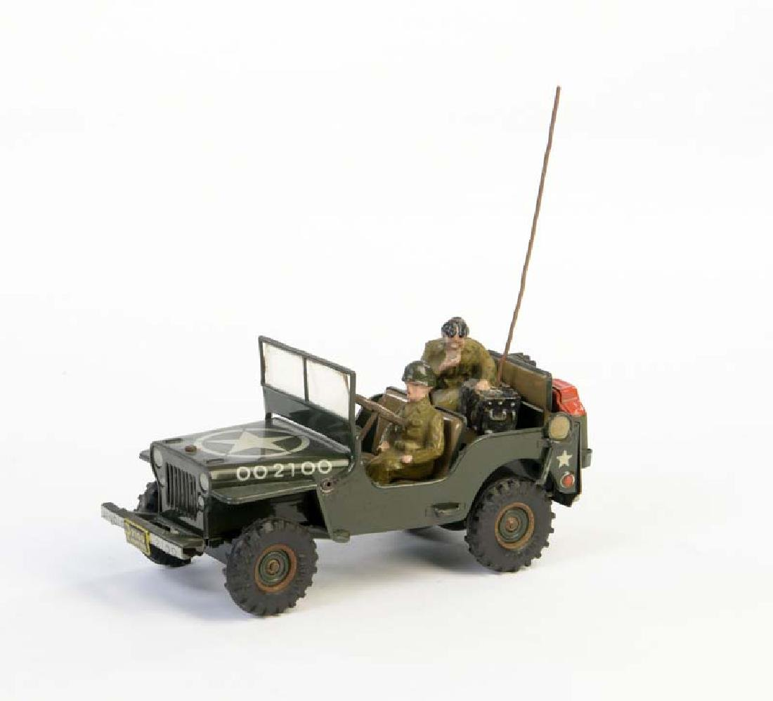"Arnold, Jeep ""Willys"""