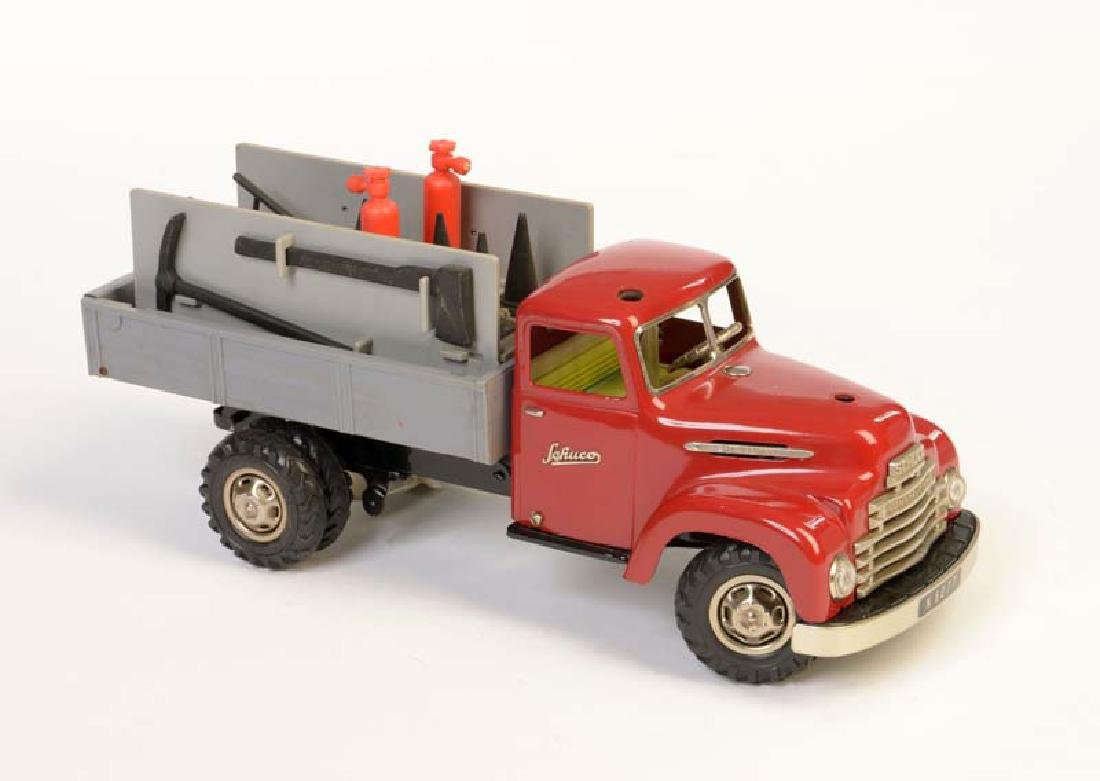 Schuco, Construction Truck