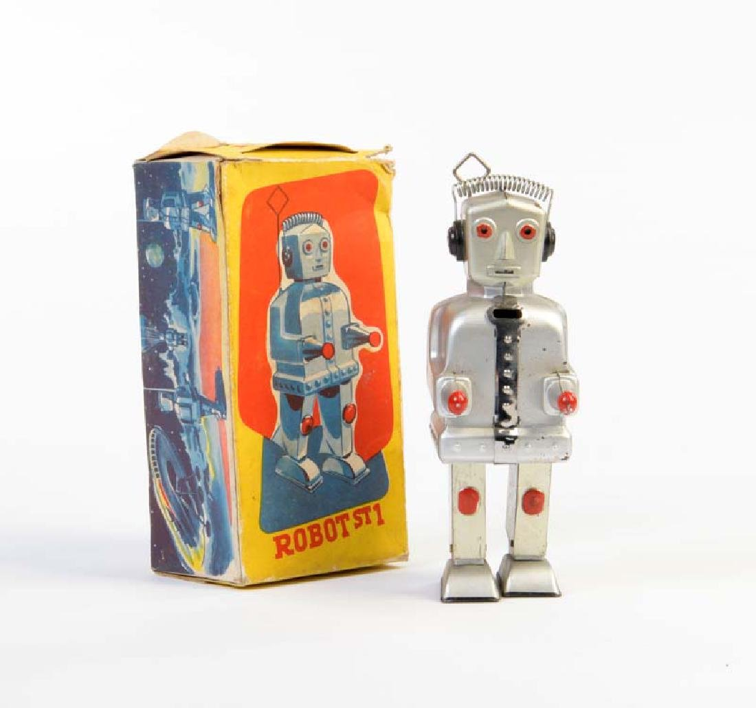 Strenco, Roboter ST 1