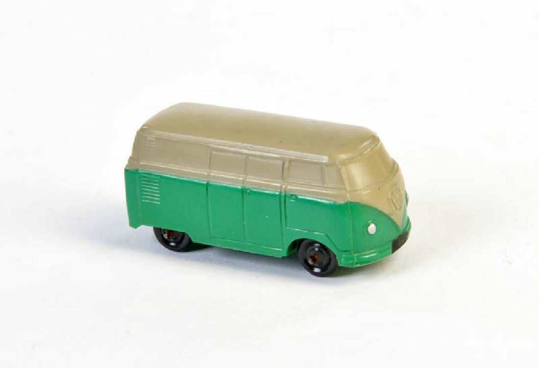 Marklin, VW Bus gruen/grau