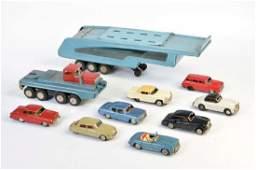 SSS Autotransporter mit 8 Autos