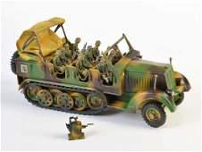 Hausser, Halbketten Fahrzeug WH 731