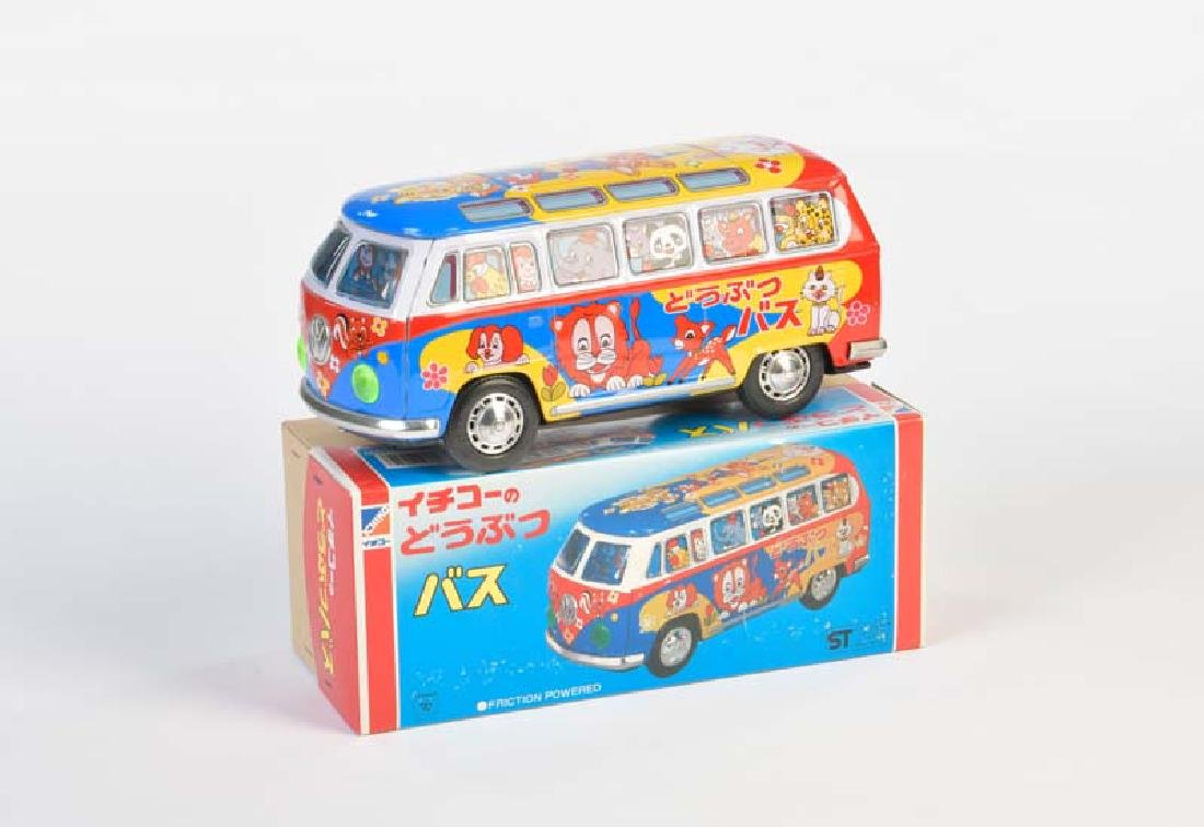 Ichiko, VW Bus