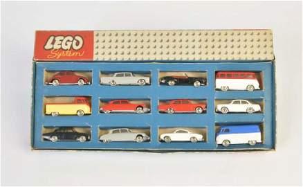 Lego, Auto Set 698 1. Version